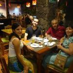 Muy rica comida y muy buen restaurant para ir solo, en pareja o con la familia