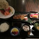 Lunch set & Dinner (nice grilled dishes)