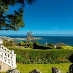 hotel garden & sea view