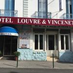 Le Louvre Vincenette Hotel