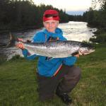 Salmon Fishing Naamisuvanto -  Petri Uusitalo
