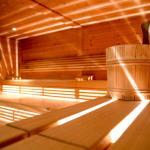 Sauna im Sportpark Freilassing