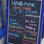 Handmade icecream