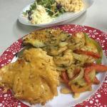 Zdjęcie Mo's Grill & Bajan Cooking