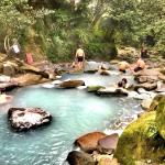 Small but awesome, off limits hot spring