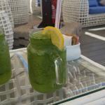Mint Lemonade smoothie