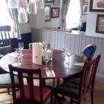 The nice and more formal dining area at The Jolly Thresher (16/May/16).