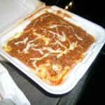 this what was delivered. is this lasagna????