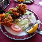 Onion Bhaji - very tasty