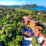 Aerial view Hotel San Bada
