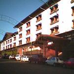 Fachado do Hotel