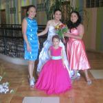 Pre-Wedding Photo Shoots in Plaza Ma. Luisa, May 23, 2015