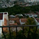 Vista de Puerto Vallarta desde La Casa de Olga Excelente