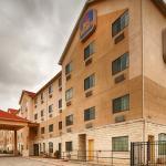 Photo de BEST WESTERN Windsor Pointe Hotel & Suites-AT&T Center