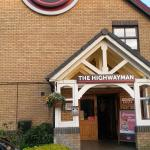 Brewers Fayre - adjoining restaurant