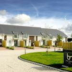 Contemporary self catering villas near St Merryn, Padstow
