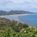 View across bay towards Kamalaya from Rattanakosin Chedi (Baby Buddha Jaidee)