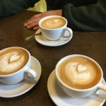 We love lattes from River Rock!