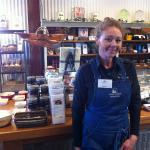 Nicole, one of the friendly staff members at Vasse Virgin