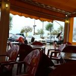 Great seafront restaurant.