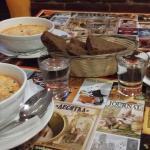 Журик - польский суп, очень вкусный и сытный