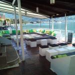 La Gondoletta Lake Lounge Foto