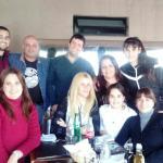 Fotos tomadas 16 de mayo 2016 en primer piso del restaurante.. Almuerzo con compañeros de trabaj
