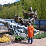 Klondike Sculpture