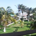 Foto desde el balcón de la habitación