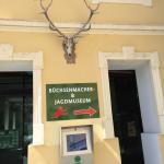 Schloss Ferlach Buechsenmacher und Jagdmuseum