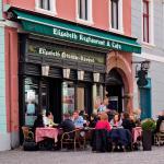 Szentendre'de keyifli bir mola mekanı.