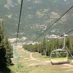 Chairlift at Panorama