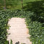 Могила жены Гёте