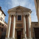 facciata di sant'Ansano