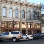 Restored 1890's building, into 2 retail spaces and 5 Luxury Condos in the center of Walla.
