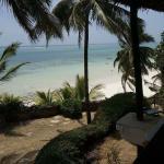blick von unserem Zimmer auf den Indian Ocean.Traumhaft...