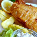 Cod.Fish & chips