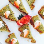 zucchini cake samplers