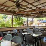 Dine outdoors in Downtown Ojai