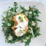 Baked Organic Eggs