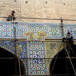 Travaux Mosquée du Roi. la Madrasa