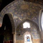 mosquée du Roi Salle de prière Hypostyle