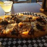 You never get wrong with a Margarita and Pizza!