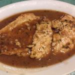 Chicken Marsala the best!!