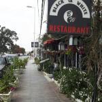Black and White Restaurant