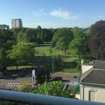A view of FrederiksparK (AD1389)