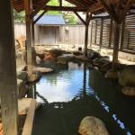 outdoor onsen (male)