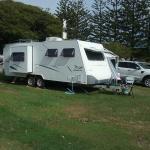 Foto de North Coast Holiday Parks Tuncurry Beach