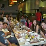 Celebrating our Birthday at Vikings Marikina