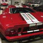 Marconi Automotive  Museum-billede